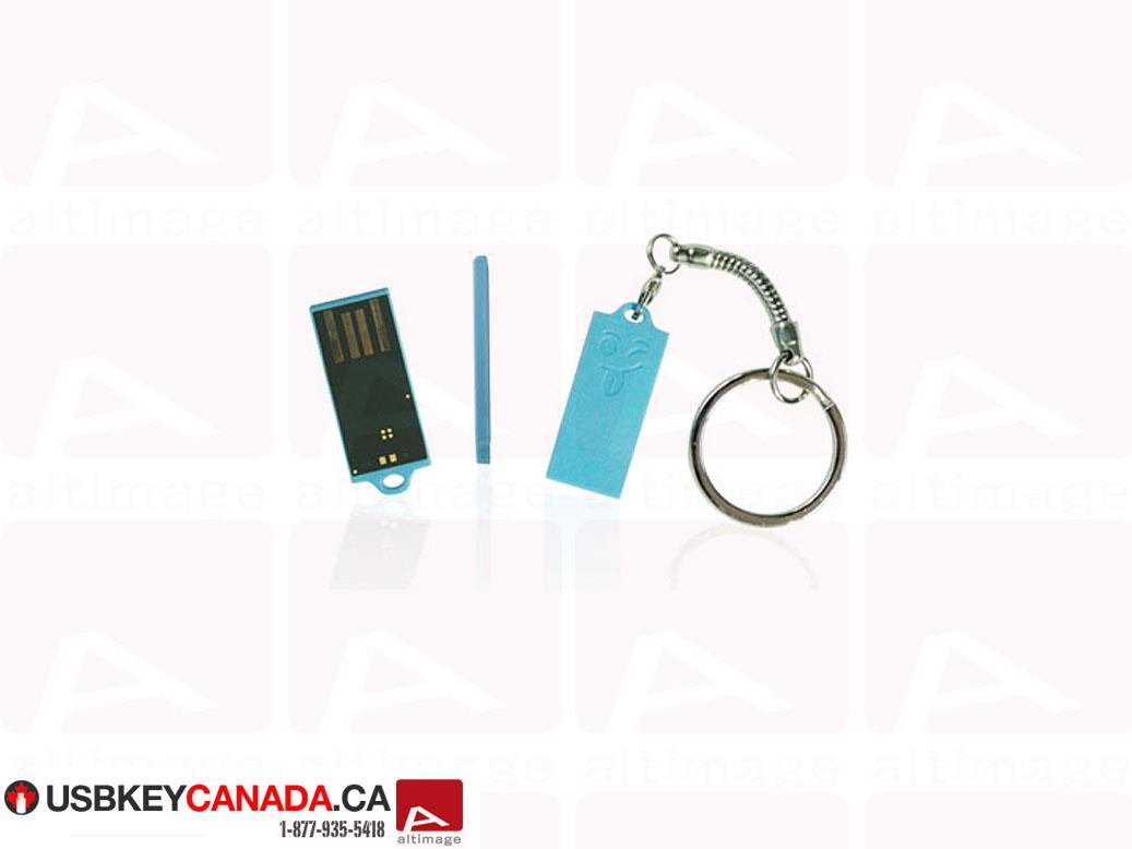 Custom small usb key