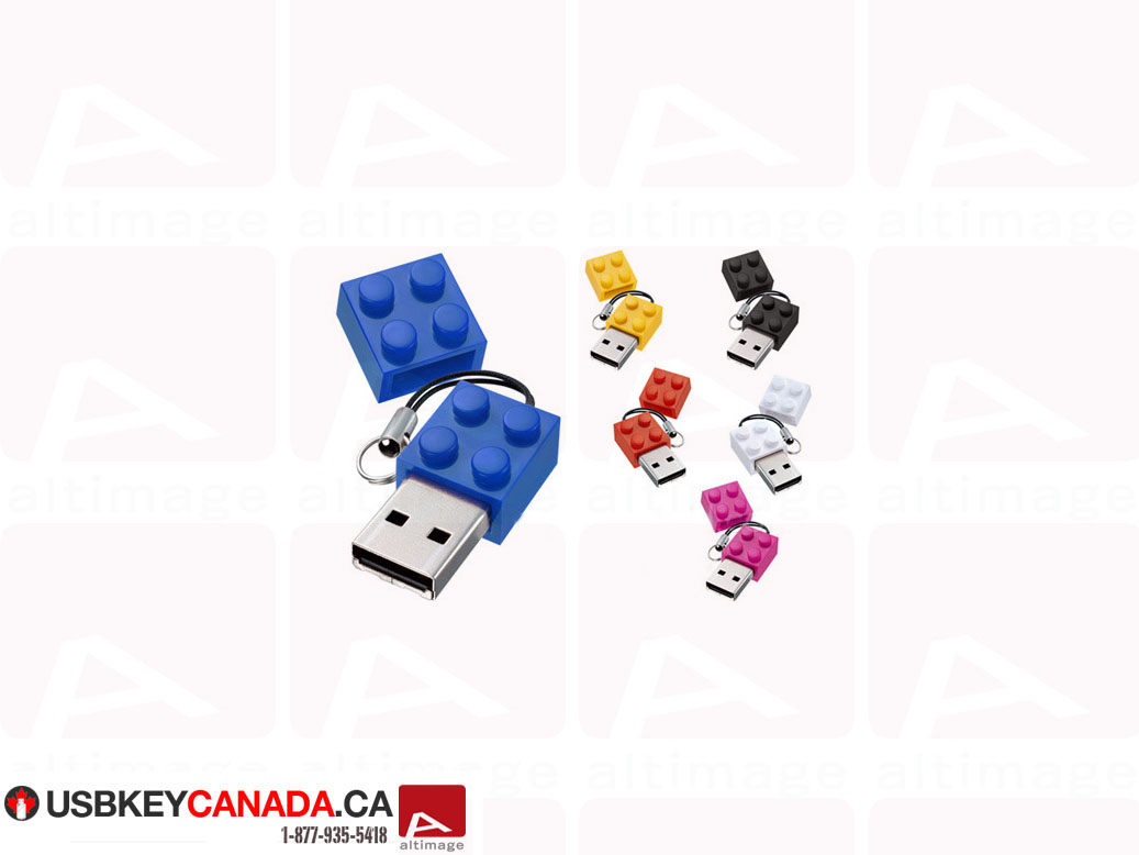 Small Lego usb key