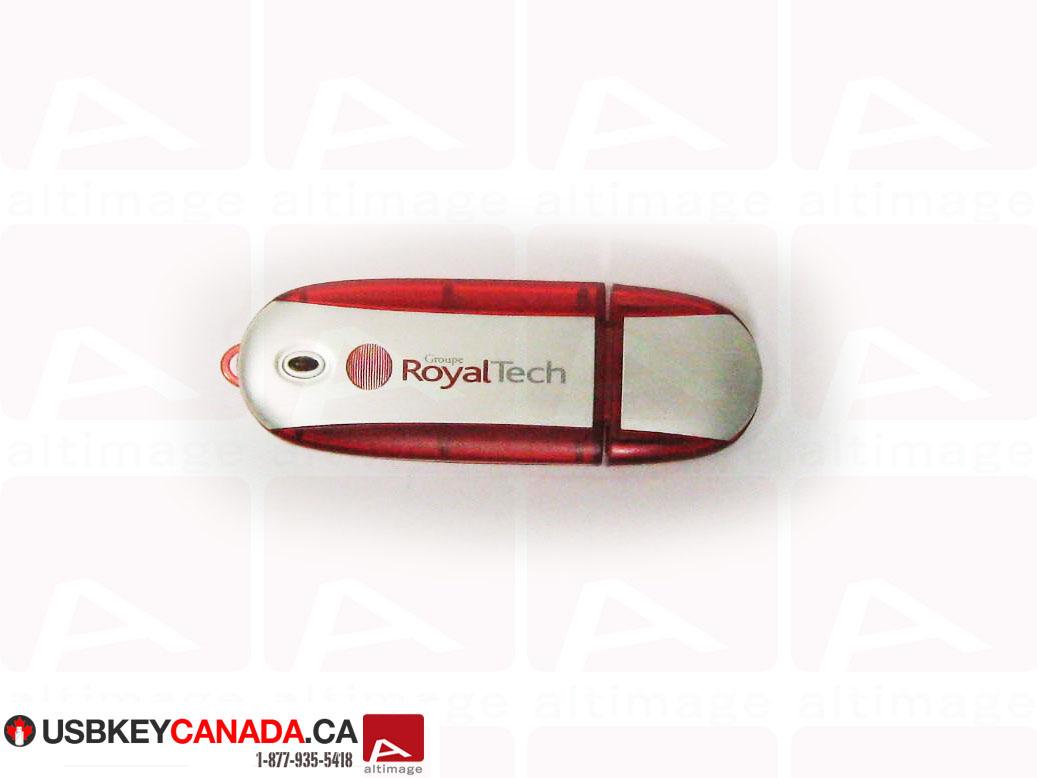 Royaltech usb key