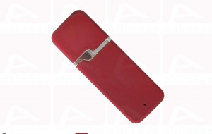 Custom basic usb key red