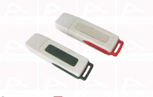 Custom white and colored usb key