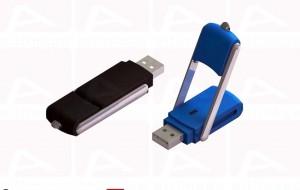 Custom basic plastic usb key