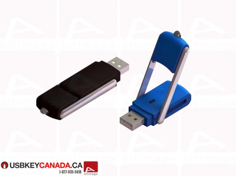Custom basic plastic usb key
