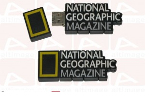 National Geographic Magazine usb key