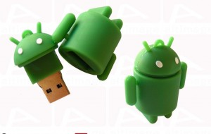 Android usb key