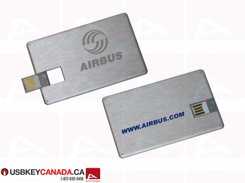 Airbus usb card