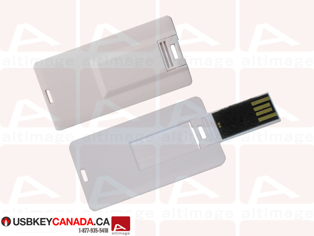 Custom basic usb card