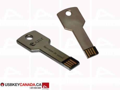 Azur usb key
