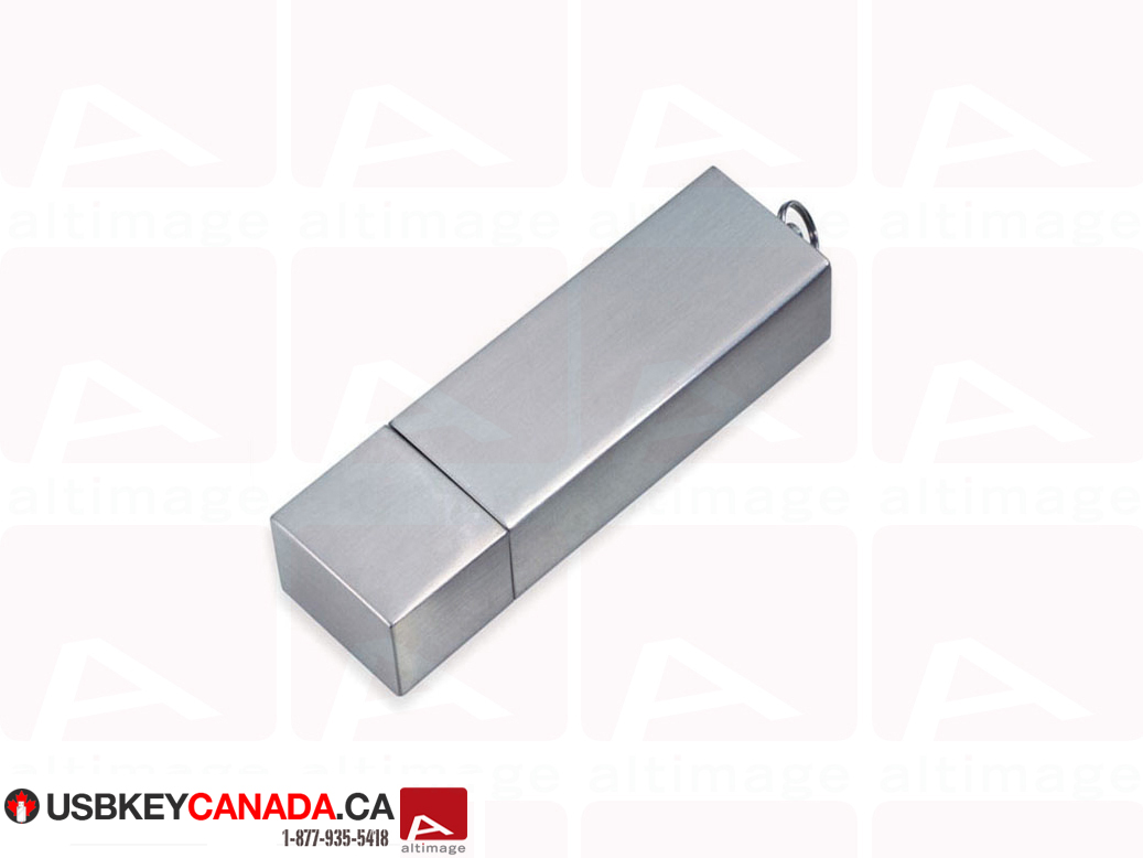 Custom rectangle usb key