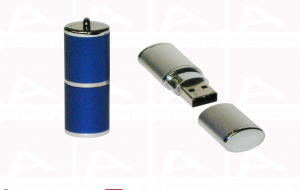 Custom round usb key
