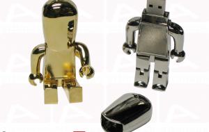 Custom usb key robot