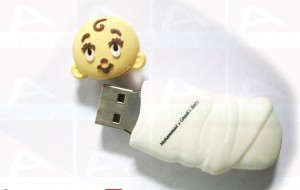Custom usb key baby