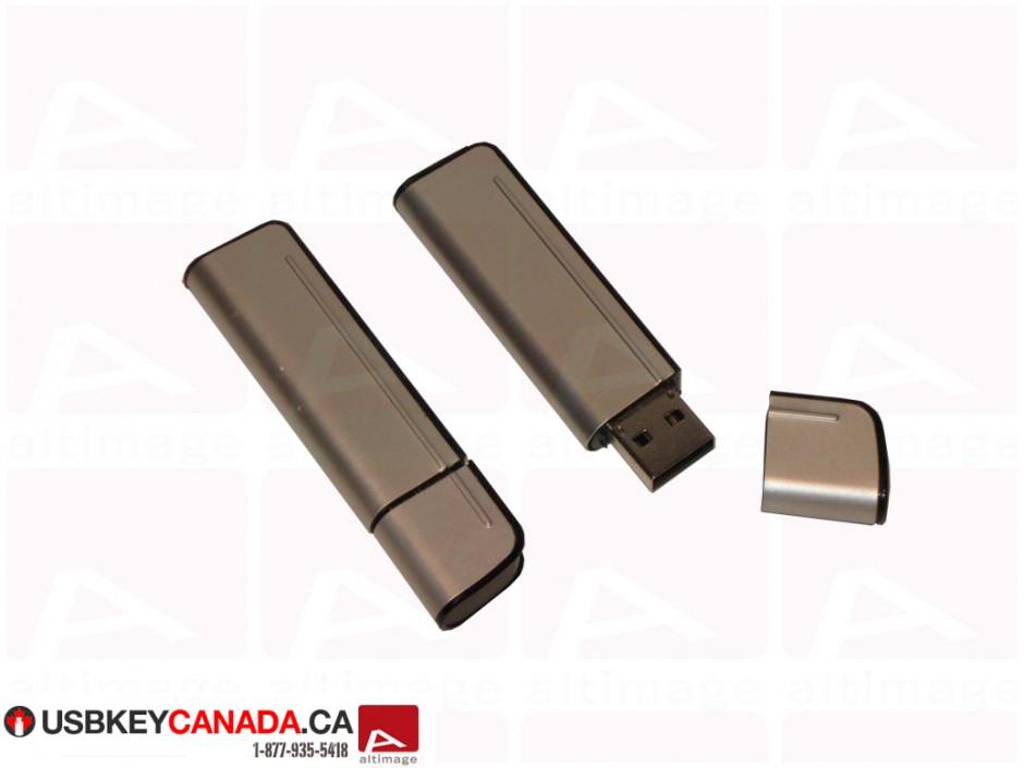 Custom basic metal usb key