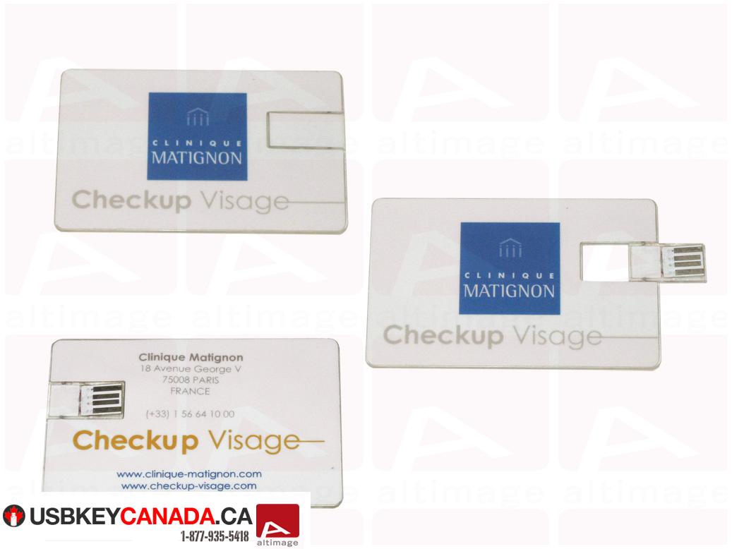 Custom buiness usb card