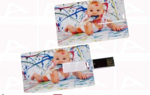 Custom usb card