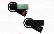 Custom slide usb key