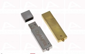 Custom metal bar usb key