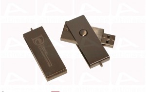 Custom small metal usb key