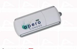 Custom usb key Apero