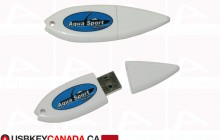 Custom surfboard usb key