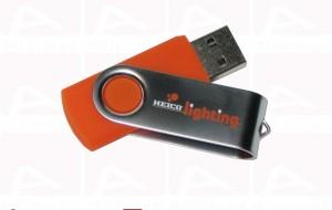Usb key custom Heico Lighting