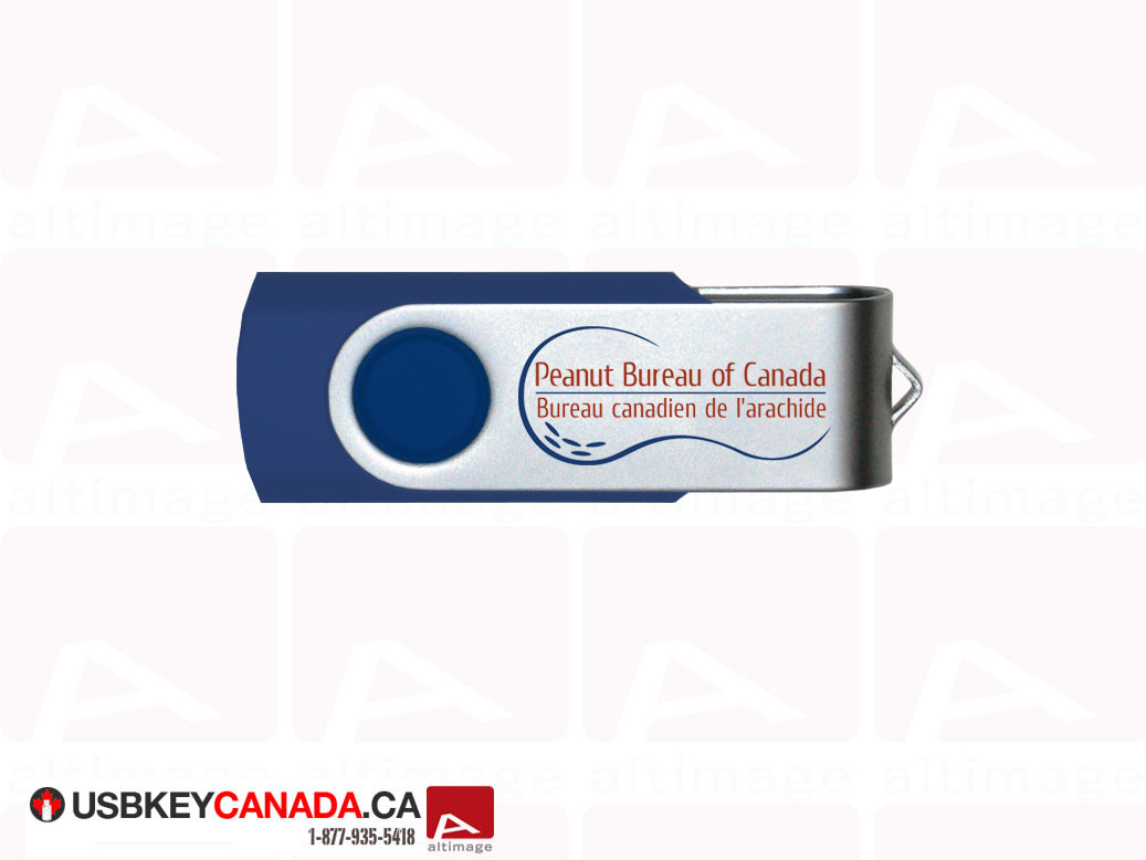 Peanut Bureau of Canada usb key