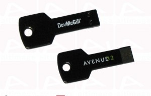 Usb key DevMcGill custom