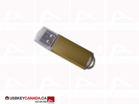 Custom gold USB Key