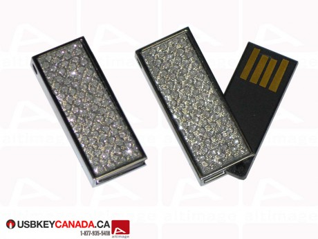 Custom mini strass USB Key
