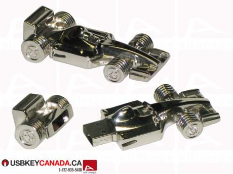 Custom F1 USB Key