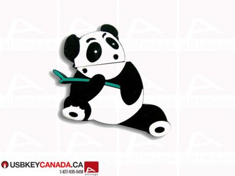 Custom USB Key panda