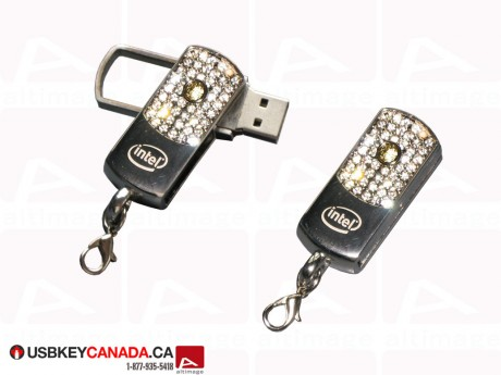 Custom strass Flash Drive