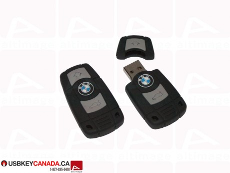 Flash drive car key