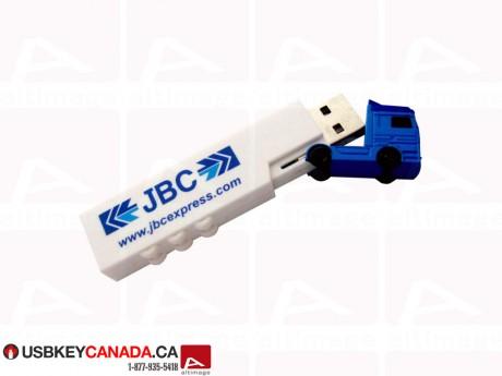 Custom Truck USB Key