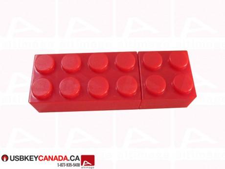 Custom lego Flash Drive