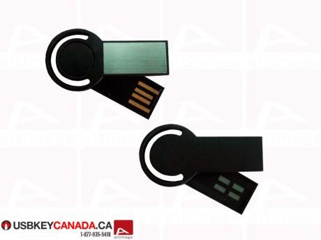 Custom mini USB Key slider cap