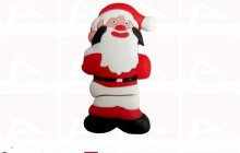 Custom Santa Claus usb key
