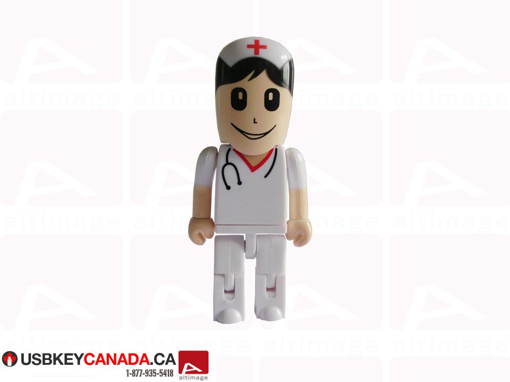 Nurse usb key