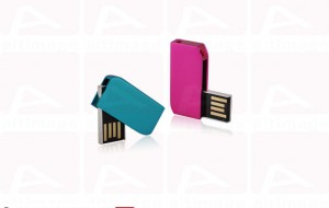 Small usb key slide