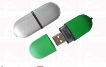 Custom small curved usb key
