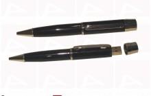 Custom black pen usb key