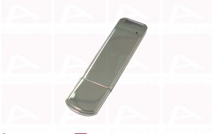 Custom metal curved usb key