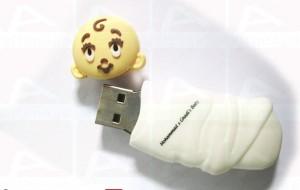 Custom usb key baby