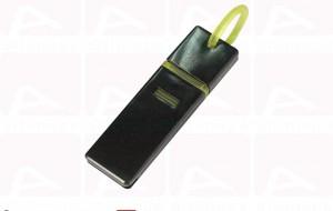 Custom black usb key