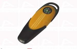 Custom usb key with small compass