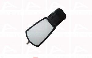 Custom black and silver usb key