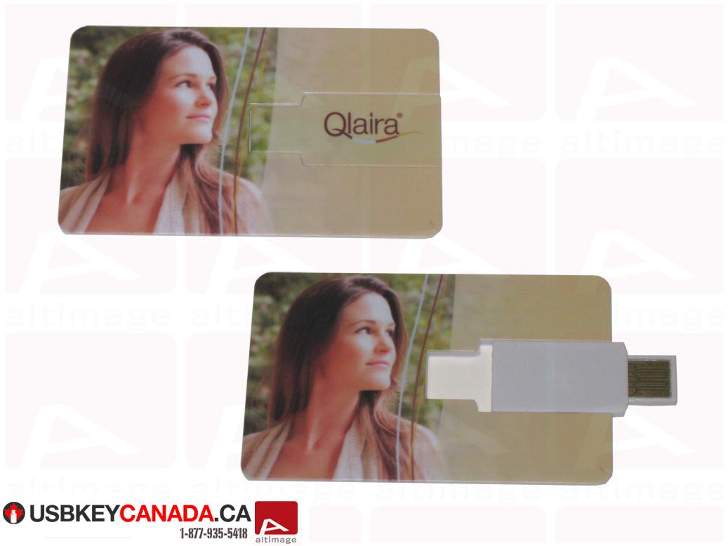 Buiness usb card to custom