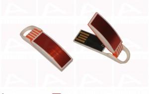 Custom small red usb key