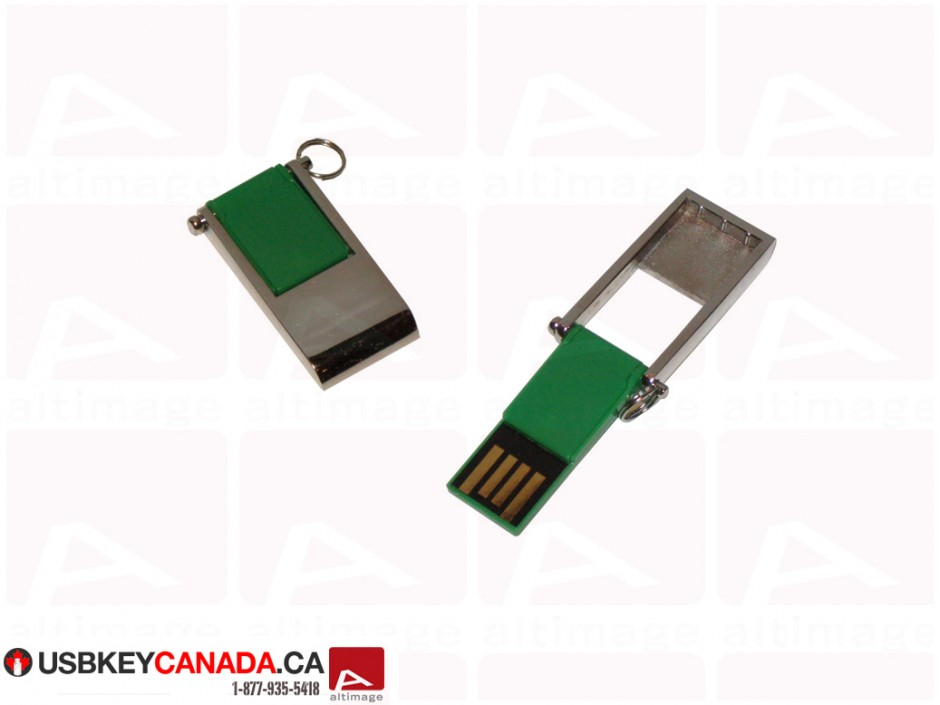 Small usb key to custom