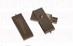 Custom small metal usb key